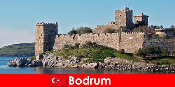 Liburan di Turki Bodrum