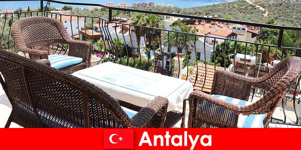 Perhotelan di Turki dikonfirmasi lagi oleh wisatawan di Antalya