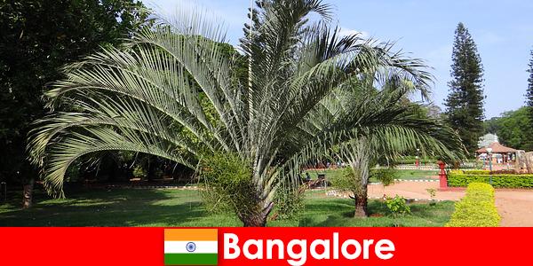 Bangalore iklim yang menyenangkan sepanjang tahun untuk setiap orang asing senilai perjalanan