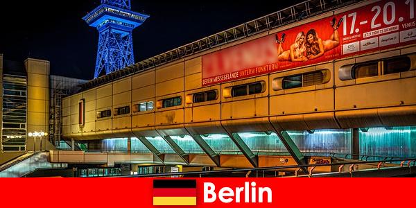 Pengalaman kehidupan malam Berlin dengan Puff bordil dan model Escort mulia