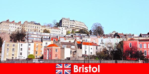 Bristol kota dengan budaya pemuda dan ramah suasana untuk yang tidak diketahui