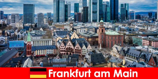 Perjalanan mewah di kota Frankfurt am Main untuk para pecinta