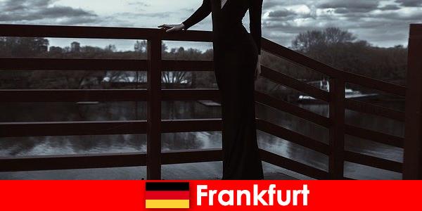 Manajer sensual escort di Frankfurt am Main Manjakan klien mereka dari kepala sampai kaki