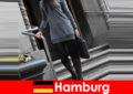 Wanita elegan di Hamburg memanjakan wisatawan dengan layanan pendamping eksklusif rahasia
