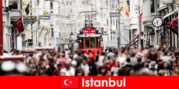 Istanbul informasi wisata dan Tips perjalanan
