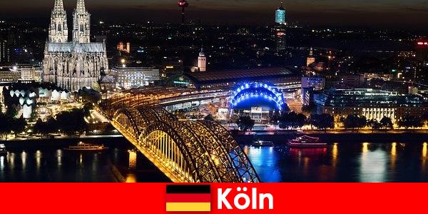 Musik, budaya, olahraga, kota pesta Koln di Jerman untuk segala usia