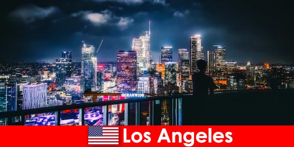 Perjalanan ke Los Angeles apa yang harus dipertimbangkan untuk pertama kali pengunjung