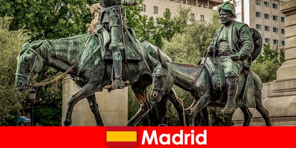 Madrid adalah keramaian-penarik untuk setiap pecinta Museum Seni