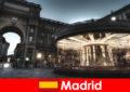 Madrid dikenal dengan kafe dan pedagang kaki lima kota adalah layak