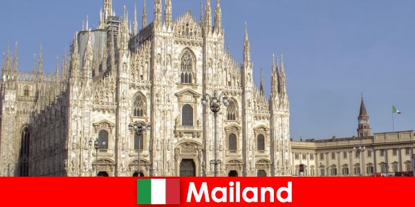 Ke Milan Italia seni budaya eksklusif perjalanan