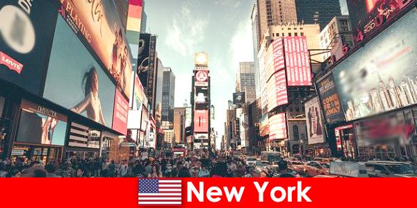 Berbelanja di New York adalah suatu keharusan bagi jutaan wisatawan