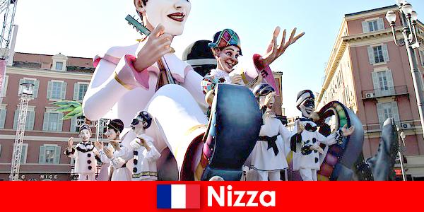 Daya tarik wisata di Nice dengan anak dan sorotan Hebat
