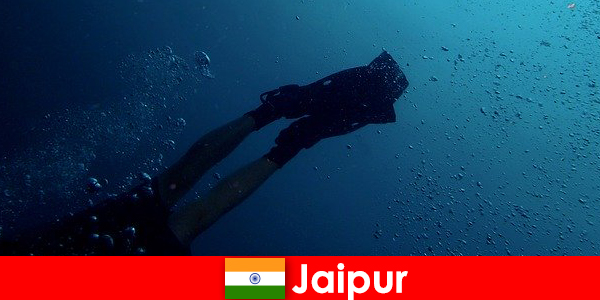 Olahraga Air di Jaipur adalah tips terbaik untuk penyelam