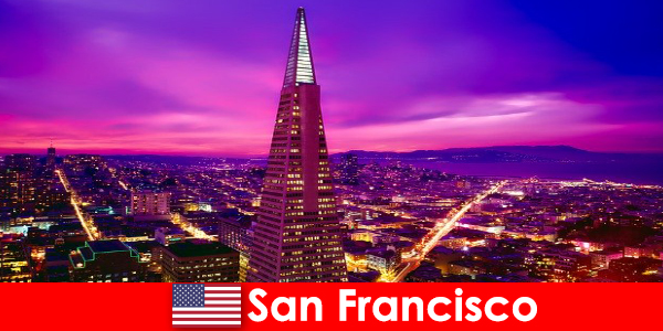 San Francisco pusat budaya dan ekonomi yang semarak bagi imigran