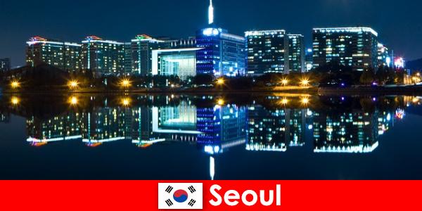 Seoul di Korea Selatan adalah kota menarik yang menunjukkan tradisi dengan modernitas