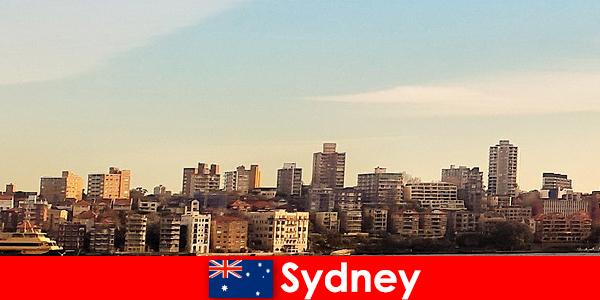 Sydney dikenal sebagai salah satu kota paling multikultural di dunia di kalangan orang asing