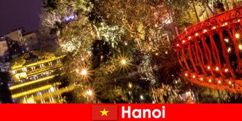 Hanoi di Vietnam terbuka untuk pariwisata