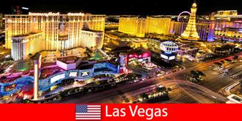 Surga bermain yang mempesona di Las Vegas Amerika Serikat untuk tamu dari seluruh dunia