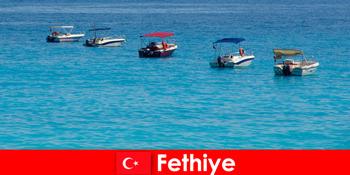 Turki Blue Trip dan Pantai Putih bersemangat menanti wisatawan Fethiye untuk rekreasi