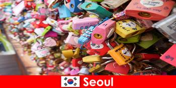 Perjalanan penemuan bagi orang asing ke jalan-jalan trendi Seoul di Korea